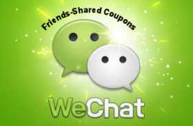 "WeChat launcht die ""Friends-Shared Coupons"" für den Einzelhandel"